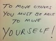 Leiders in beweging